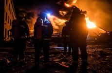 Hỏa hoạn tại miền Đông Trung Quốc, 5 người thiệt mạng