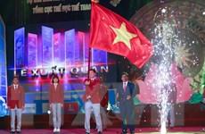 Lễ xuất quân Đoàn Thể thao Việt Nam tham dự SEA Games 30