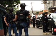 Lực lượng đặc nhiệm Indonesia bắt giữ một phần tử nguy hiểm