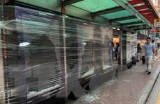 Hong Kong tiếp tục đóng cửa trường học trong ngày 18/11