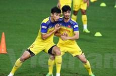 Đội tuyển Việt Nam chốt danh sách đối đầu tuyển Thái Lan