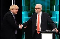 Thủ tướng Anh và thủ lĩnh Công đảng tranh luận trên truyền hình