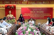 Đoàn công tác của Ban chỉ đạo Trung ương làm việc tại Hà Tĩnh