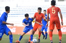 Kết quả bóng đá SEA Games: U22 Lào có điểm, U22 Thái Lan thua sốc