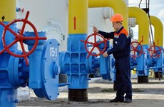 Lãnh đạo Ukraine và Nga thảo luận về thỏa thuận khí đốt