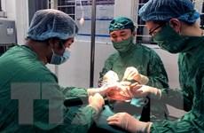 Hải Phòng: Nối liền bàn tay đứt rời bằng kỹ thuật vi phẫu