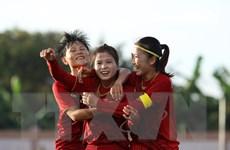 Tuyển nữ Việt Nam đánh rơi chiến thắng đáng tiếc trước Thái Lan