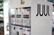 Chính quyền Washington DC kiện hãng sản xuất thuốc lá điện tử Juul