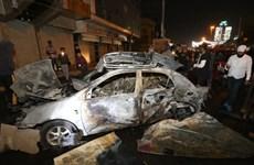 Iraq: Ba vụ nổ liên hoàn gây thương vong lớn tại thủ đô Baghdad