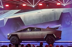 Xe bán tải Cyber của Tesla hút khách chỉ sau 5 ngày ra mắt