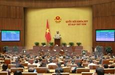 Ngày làm việc cuối cùng của Kỳ họp thứ 8, Quốc hội khóa XIV