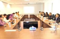 Việt Nam-Indonesia tăng cường hợp tác về lĩnh vực giám sát tài chính
