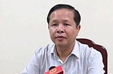 Cách chức Giám đốc Sở Giáo dục và Đào tạo tỉnh Hòa Bình Bùi Trọng Đắc