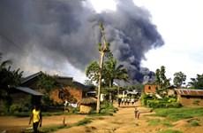 Phiến quân tấn công dân thường ở miền CHDC Congo, nhiều người chết