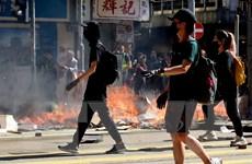 Hong Kong: Hơn 5.800 người biểu tình bị bắt trong hơn 5 tháng qua