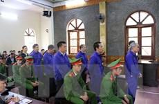 Vụ sai phạm đền bù Thủy điện Sơn La: Bốn bị cáo được giảm hình phạt