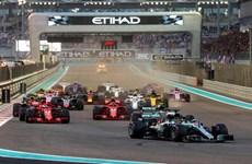 F1 hướng tới màn thăng hoa ở đường đua Abu Dhabi Grandprix