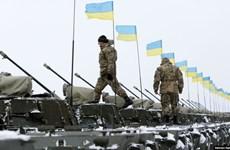 Mỹ cấp các khoản viện trợ quân sự trị giá gần 50 triệu USD cho Ukraine