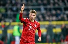 Tiền vệ Thomas Mueller được trao Huân chương của bang Bayern