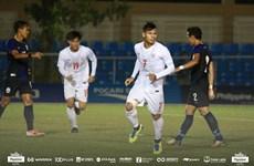 U22 Myanmar giành tấm vé đầu tiên vào bán kết SEA Games 30