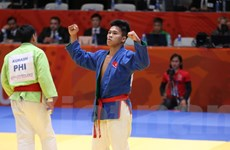 SEA Games 30 ngày 2/12: Kurash Việt Nam kết thúc ở vị trí số 1