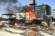 Sudan: Cháy nhà máy làm 7 người thiệt mạng và hơn 90 người bị thương