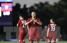 Thể dục dụng cụ quyết có Vàng, U22 Việt Nam đối đầu U22 Singapore