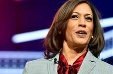 Bầu cử Mỹ: Ứng cử viên Kamala Harris chấm dứt chiến dịch tranh cử