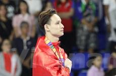 SEA Games 30: Đinh Phương Thành với chiến thắng vượt lên chính mình