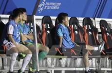 Bác sĩ Trần Anh Tuấn: Quang Hải không thể tiếp tục thi đấu SEA Games