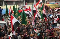 Iraq: Nhiều người biểu tình bị tấn công ở trung tâm thủ đô Baghdad