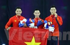 SEA Games 30: Đoàn Việt Nam đã cán mốc 80 huy chương Vàng