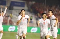 SEA Games 30: U22 Việt Nam giành huy chương Vàng lịch sử