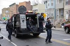 Mỹ: Nổ súng tại bang New Jersey, nhiều cảnh sát bị thương