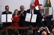 Mỹ, Mexico và Canada chính thức ký kết Hiệp định USMCA