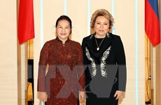 Thúc đẩy hợp tác Việt-Nga ngày càng đi vào chiều sâu và hiệu quả