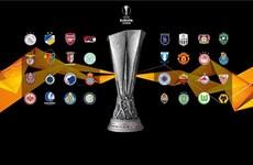 Xác định xong 32 đội bóng góp mặt tại vòng 1/16 Europa League