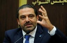 Thủ tướng Liban kêu gọi WB và IMF hỗ trợ giải cứu nền kinh tế