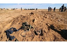 Iraq phát hiện mồ chôn tập thể chứa thi thể của 643 dân thường
