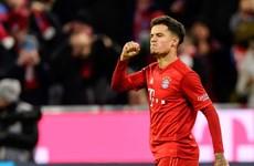 Bayern hủy diệt Bremen 6-1: Đêm 'tuyệt vời' của Philippe Coutinho