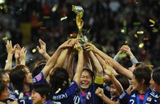 Olympic 2020: Nhà vô địch World Cup nữ 2011 mở đầu lễ rước đuốc