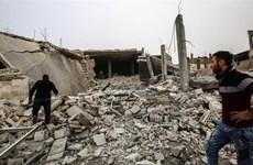 SOHR: Chính quyền oanh tạc Tây Bắc Syria, 14 dân thường thiệt mạng
