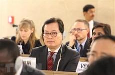 Việt Nam tham dự Diễn đàn toàn cầu về Người tị nạn