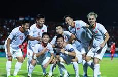 Đội tuyển Việt Nam kết thúc năm 2019 ở ngôi vị số 1 Đông Nam Á