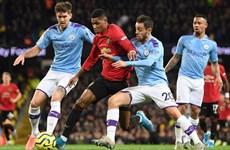 Thành Manchester 'đại chiến' tại vòng bán kết League Cup