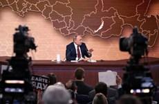 Tổng thống Nga Vladimir Putin để ngỏ khả năng sửa đổi hiến pháp