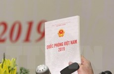 Công bố Sách Trắng Quốc phòng Việt Nam tại Tây Ban Nha