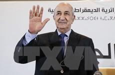 Algeria: Tổng thống đắc cử Tebboune tuyên thệ nhậm chức