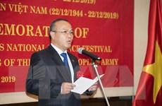 Thúc đẩy quan hệ quốc phòng Việt Nam-Nhật Bản phát triển hơn nữa