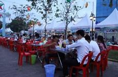 Campuchia khai trương phố ẩm thực kiểu mẫu đầu tiên ở Kampot